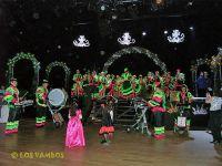 Die Gruppe Samba-Nylon aus Sion/Schweiz